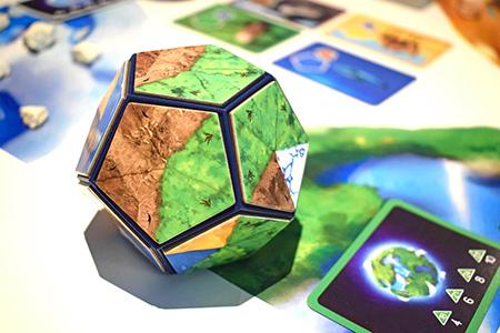 Brettspiel Planet