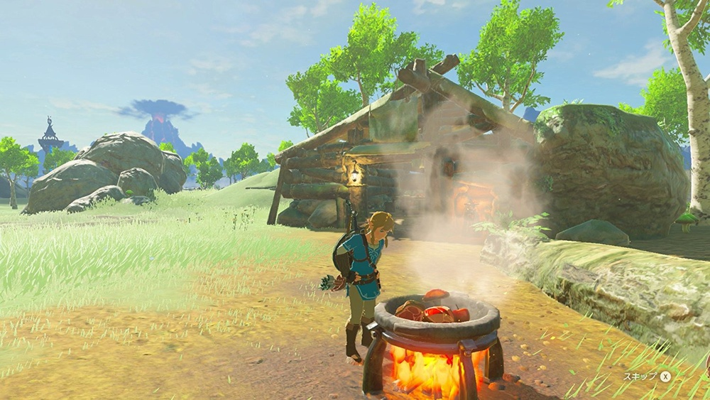 breath of the wild rezepte