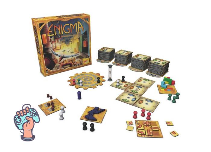 Enigma spiel