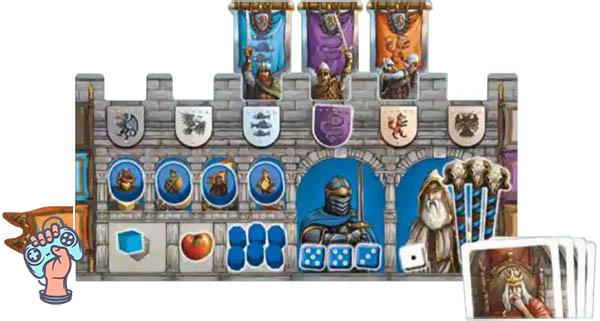 Merlin brettspiel