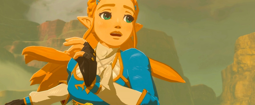 Zelda Breath of the Wild Fisch