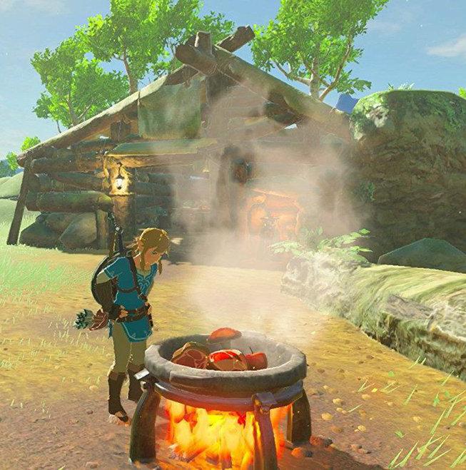 Zelda Breath Of The Wild Rezepte Pdf